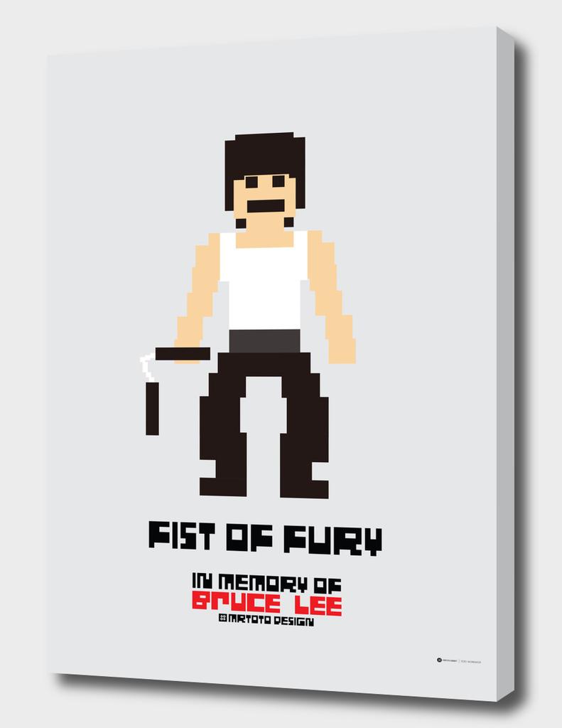 In Memory of Bruce Lee - Fist of Fury