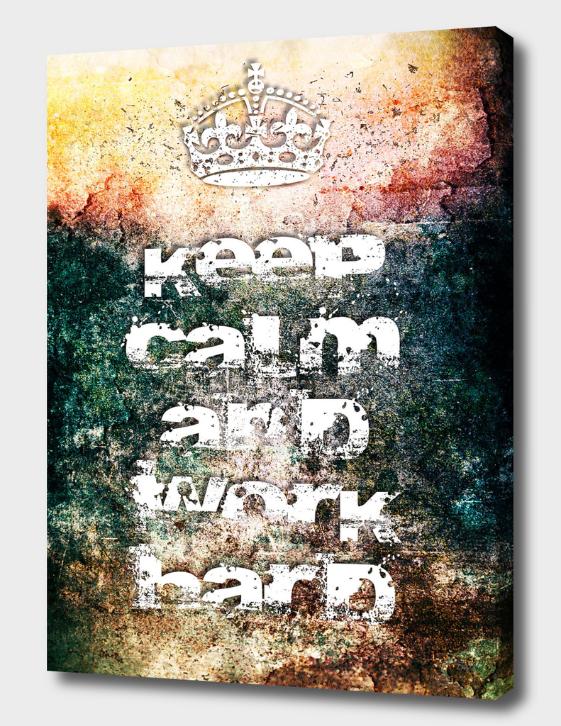 Keep Calm Poster II / NE