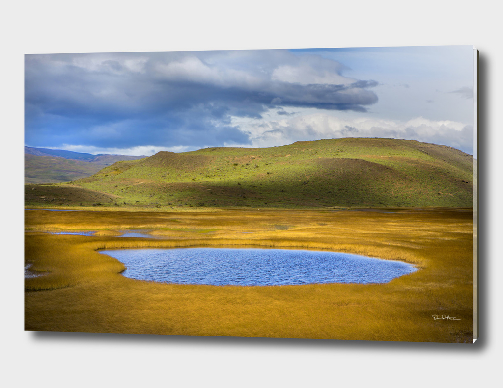 Patagonian Lakes