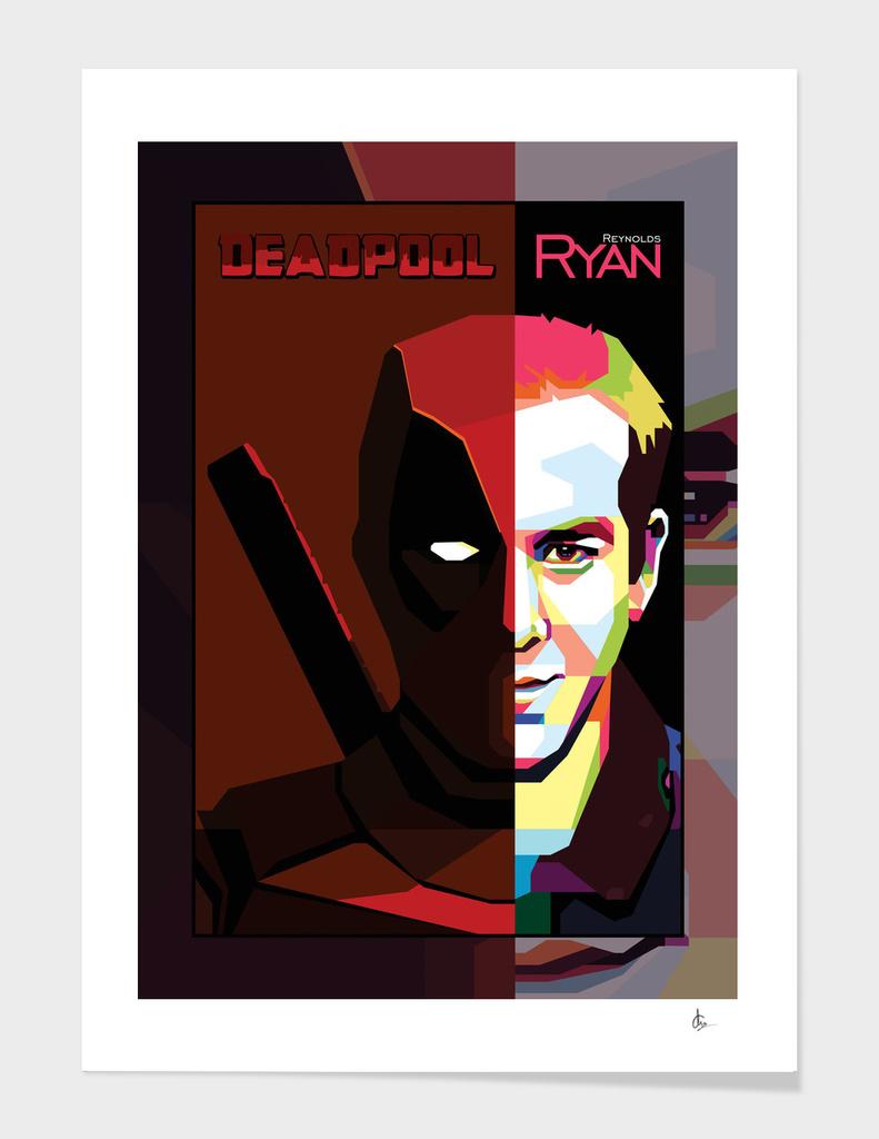 DEADPOOL - Ryan Reynolds