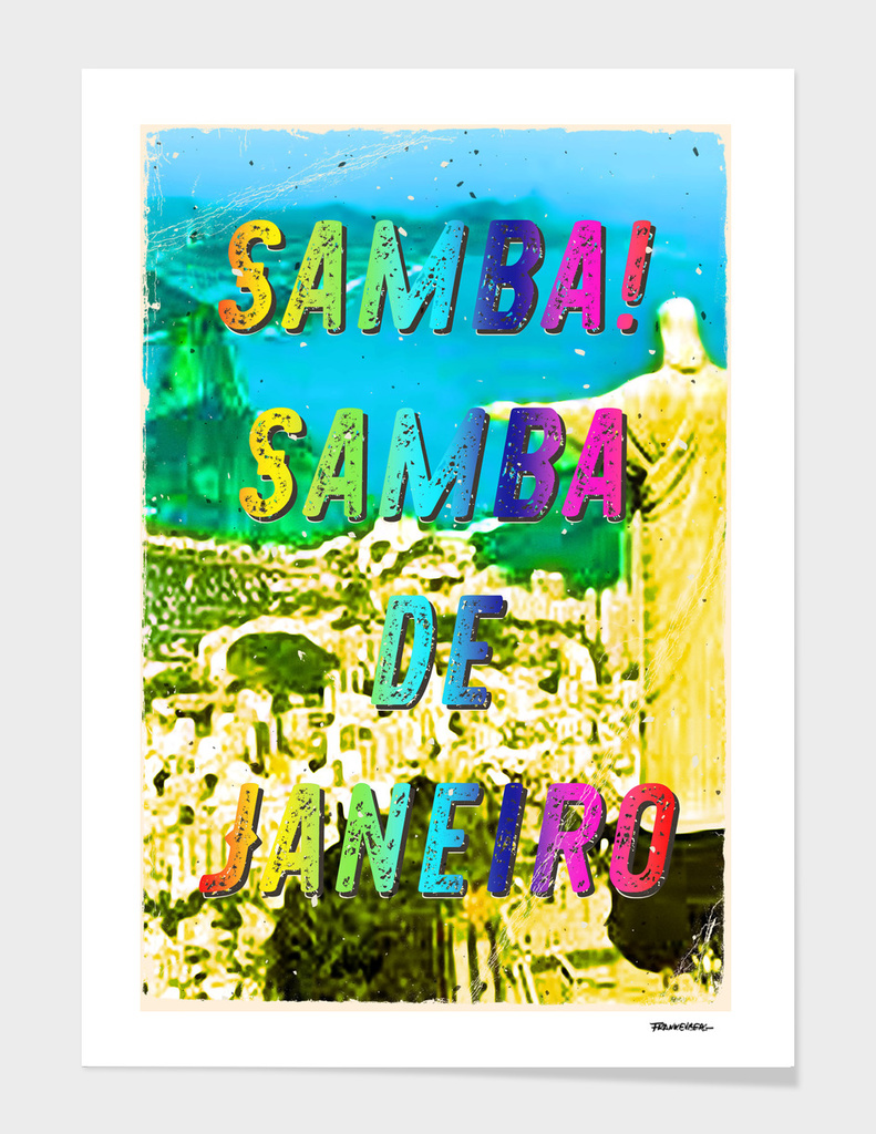 Samba de Janeiro - A Hell Songbook Edition