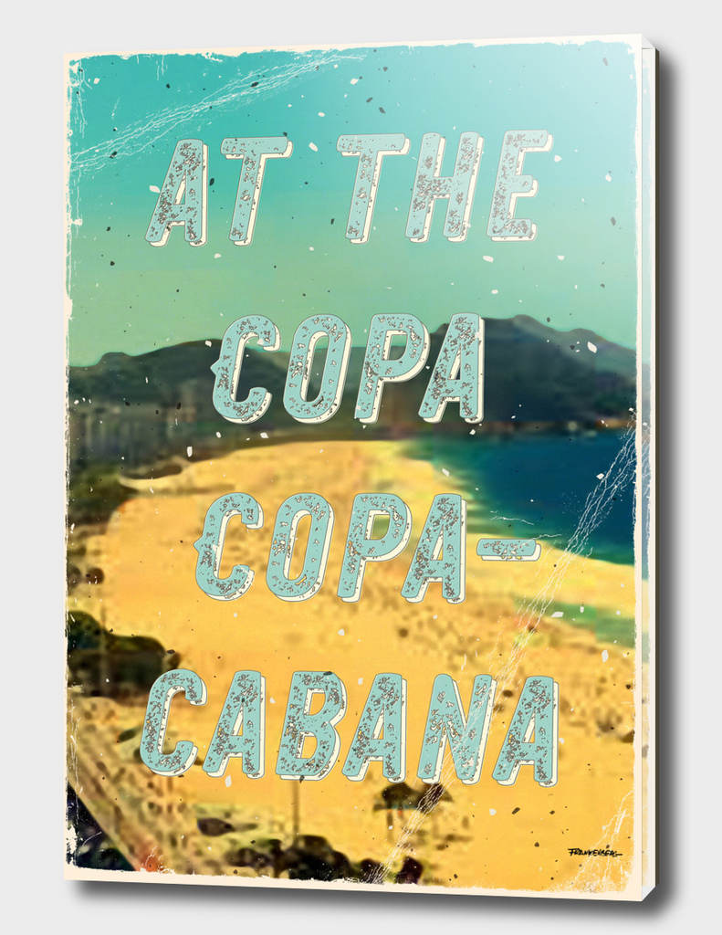 Copa Copacabana #1 - A Hell Songbook Edition