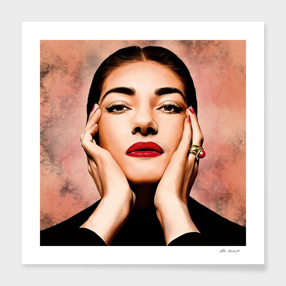 Maria Callas Opera Singers