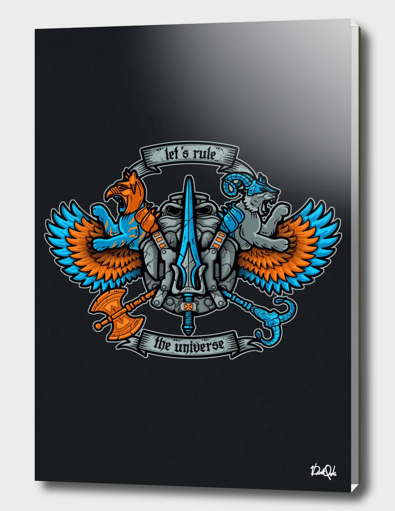 Eternia's Crest