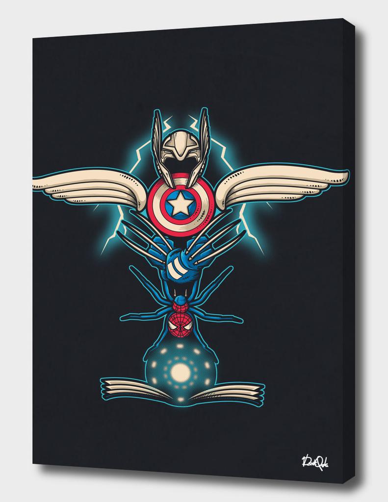 Hero's Totem