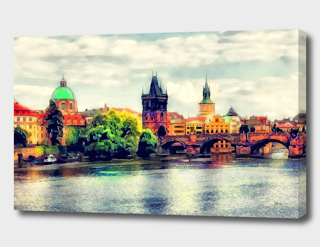 Prague panorame