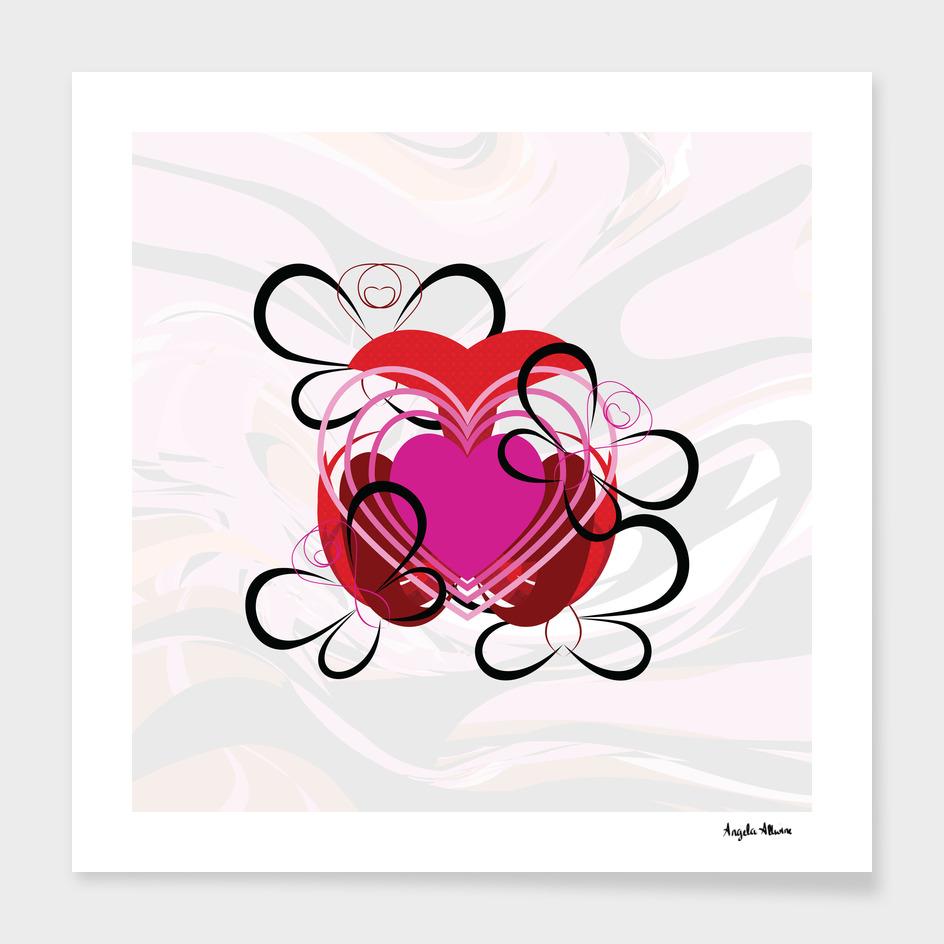 The Beat Of Love Art