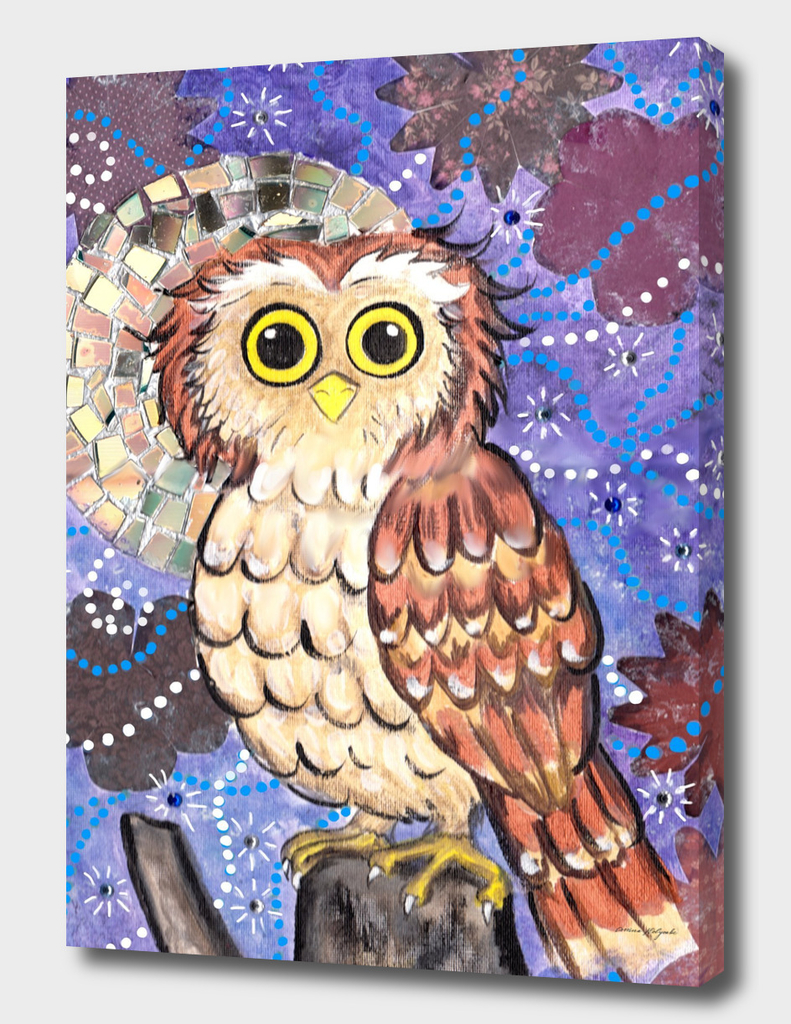 Enchanted Owl