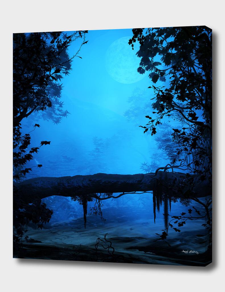 Blue Surroundings