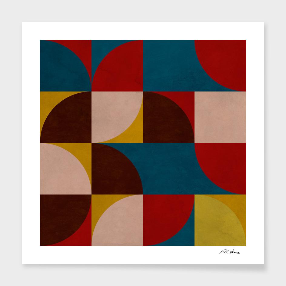 Semi Circles II