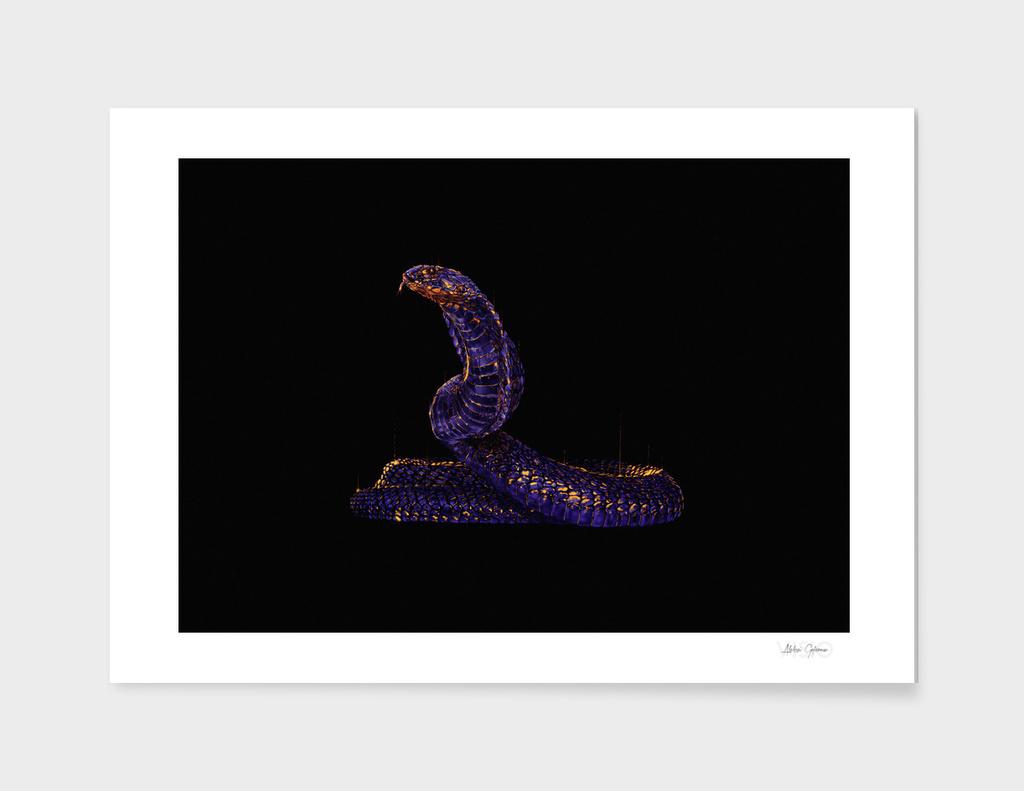 Neon Snake