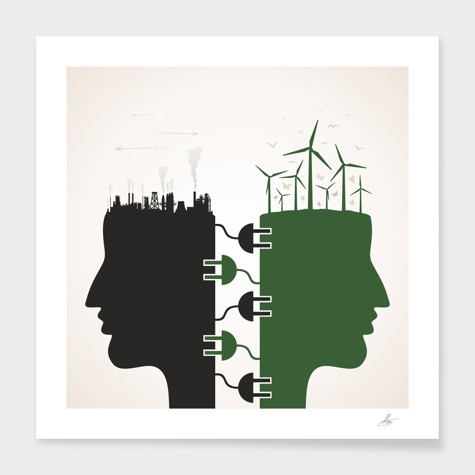 Energy head