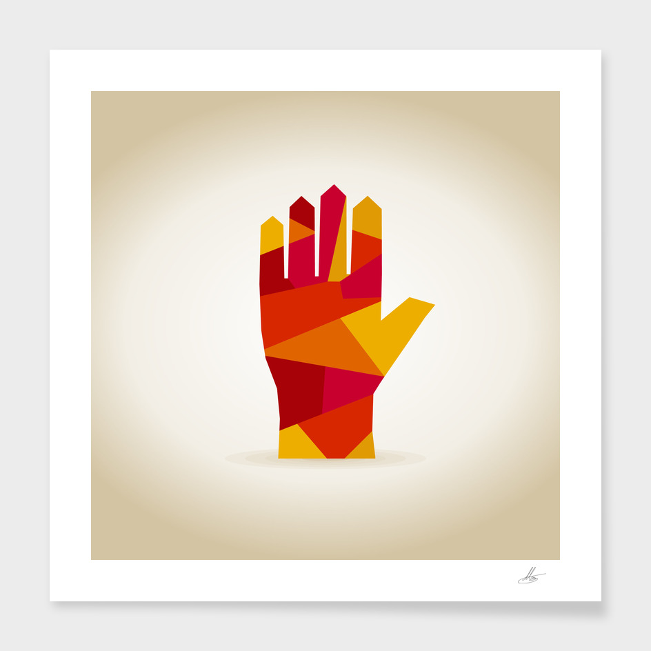 Hand abstraction