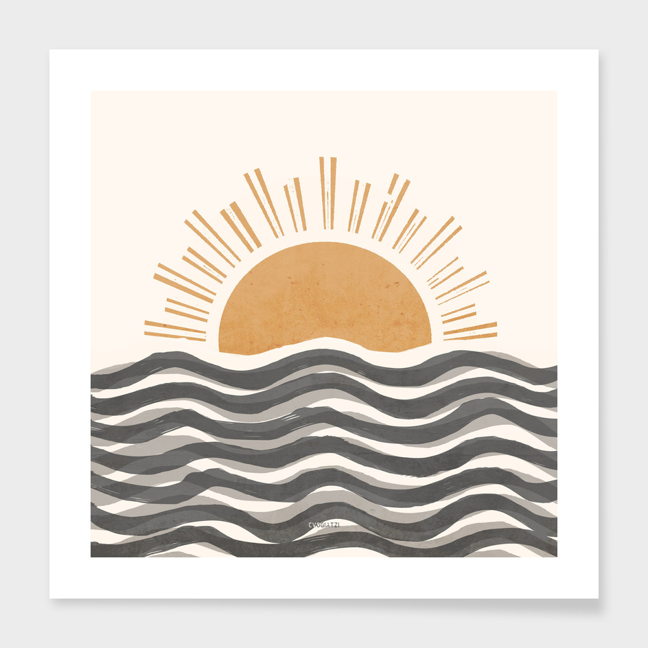 Waft Sun-Grey