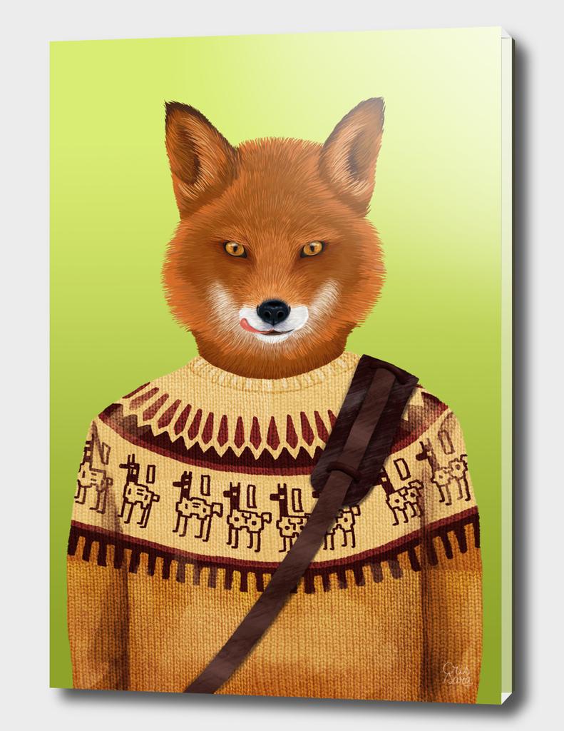 Traveler fox