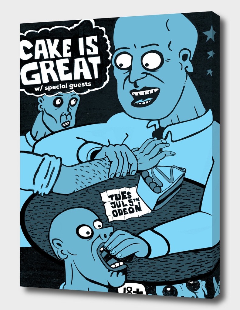 Cake is Great