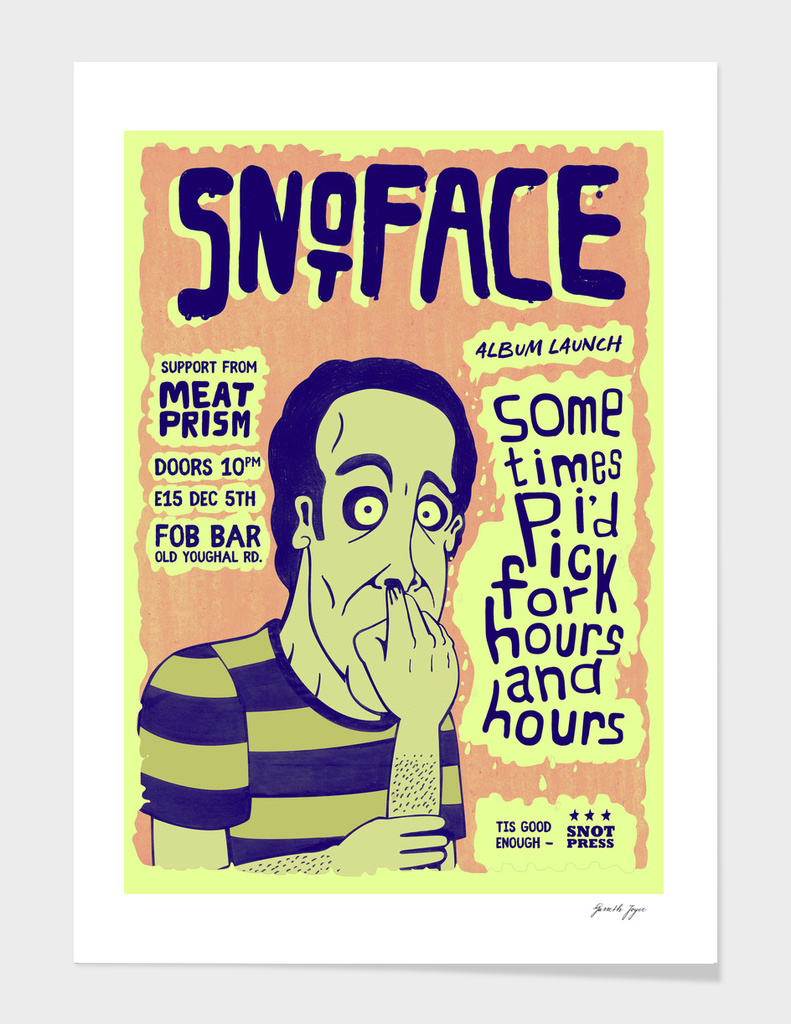 Snotface