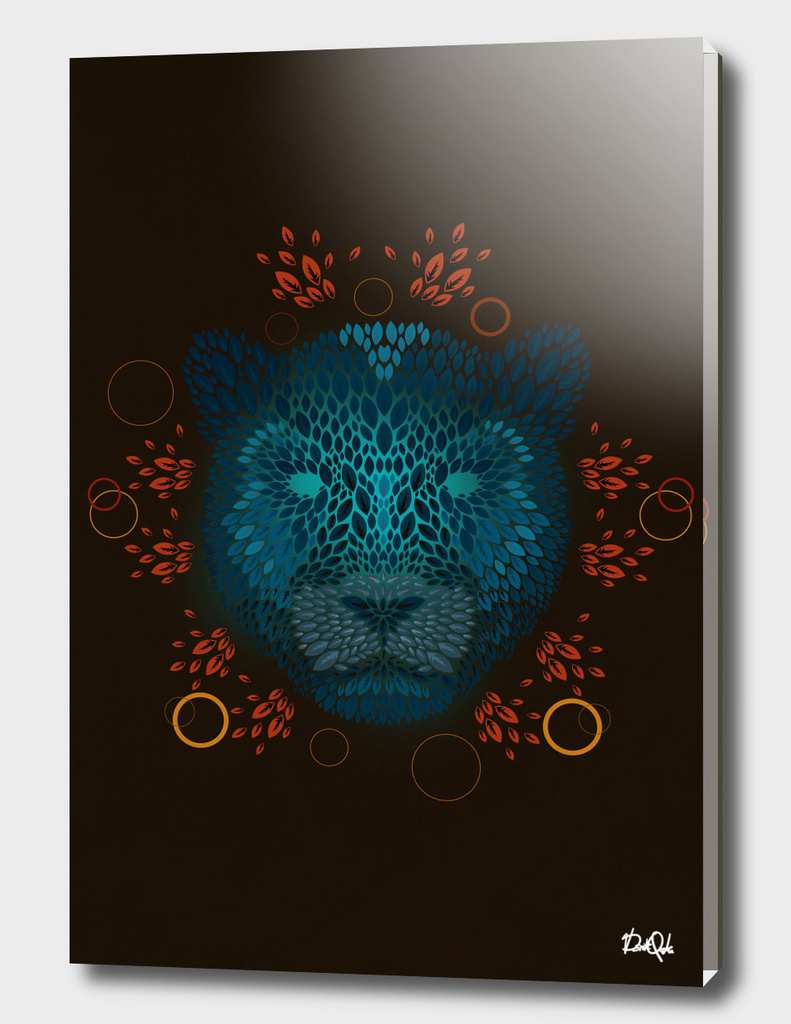 Panther Face