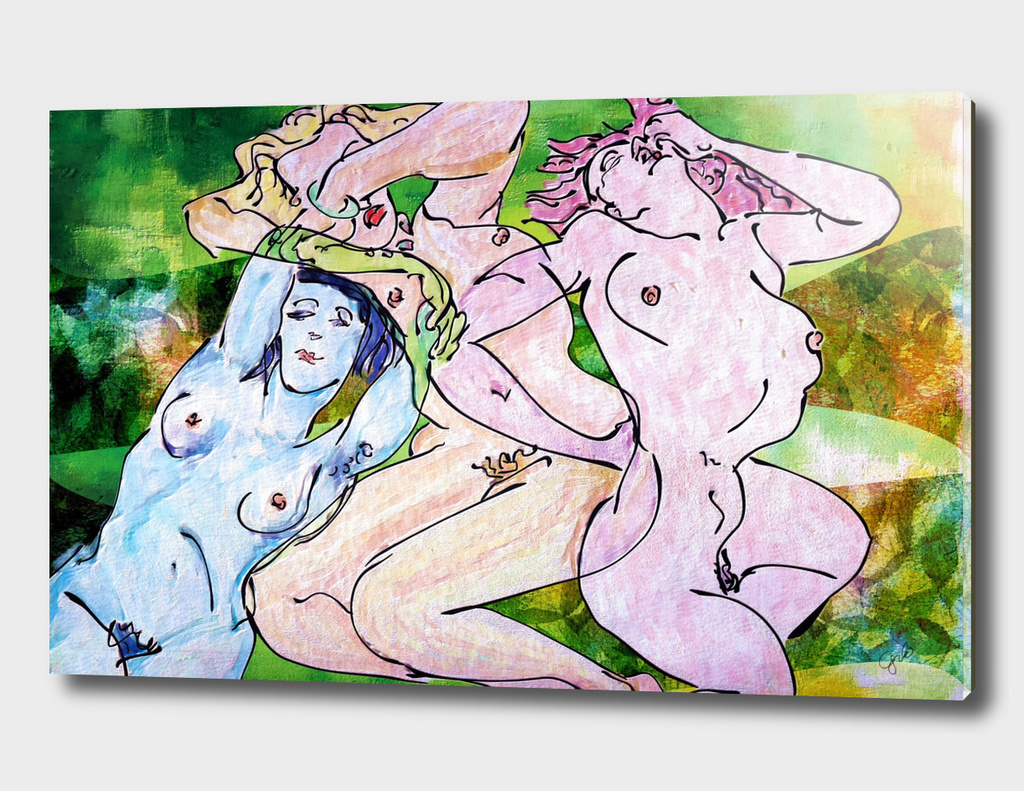 Tribute to Matisse