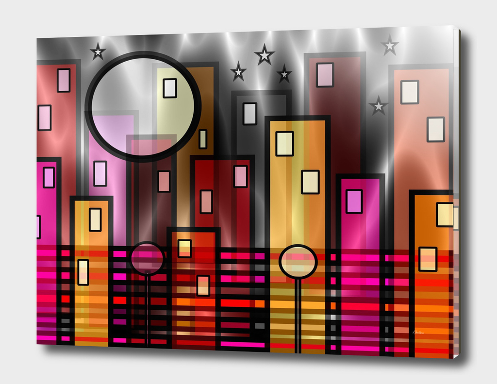 Psychedelic City