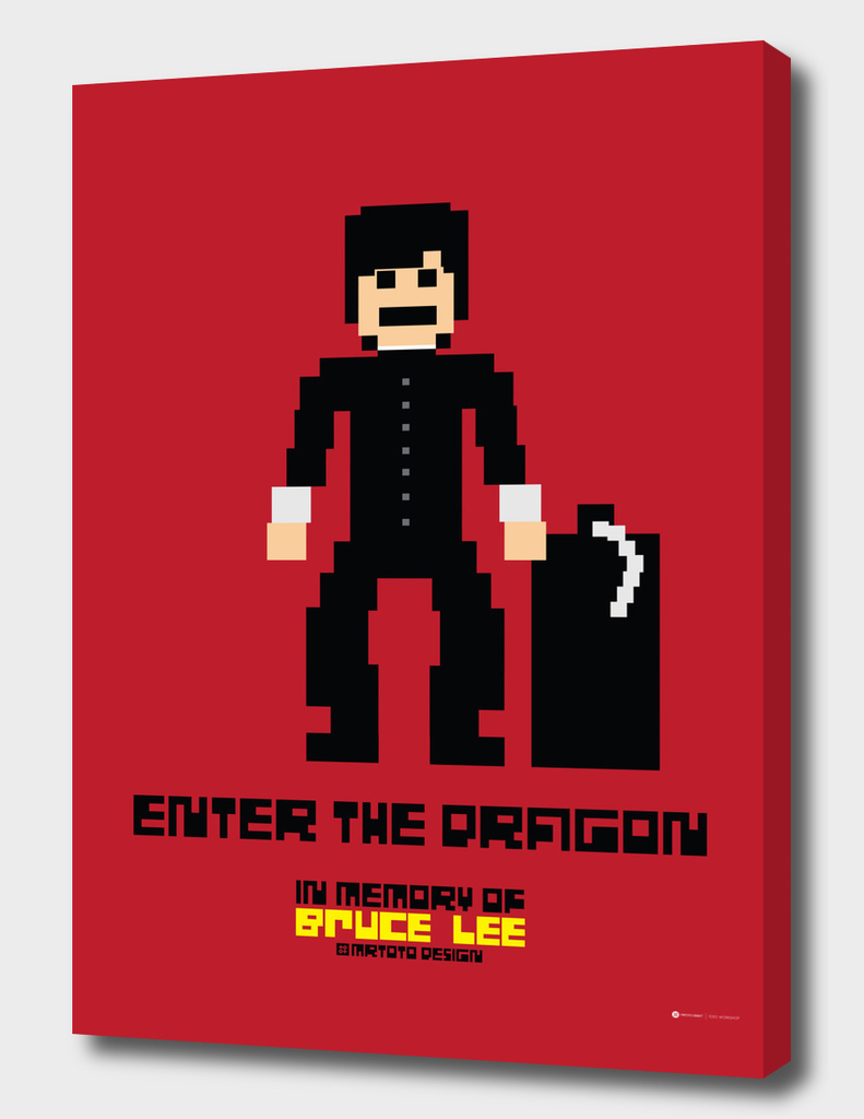 In Memory of Bruce Lee - Enter The Dragon