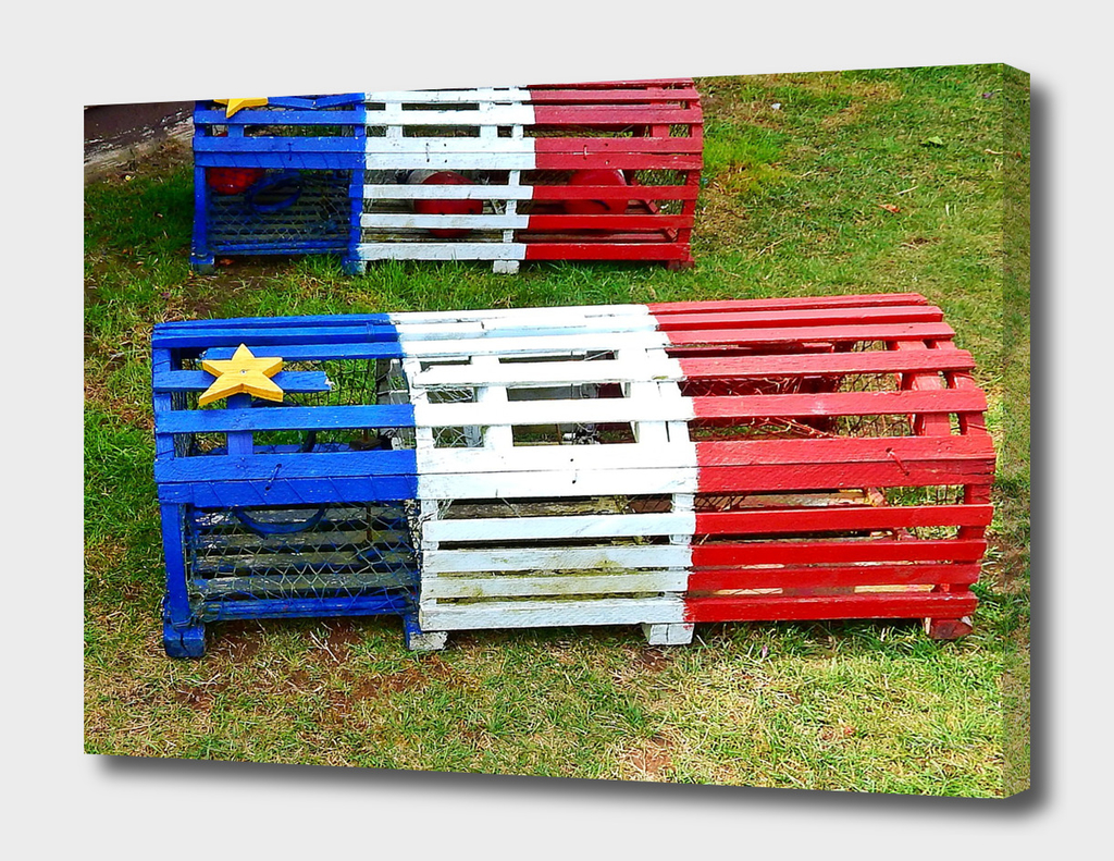 Acadian Lobster Traps