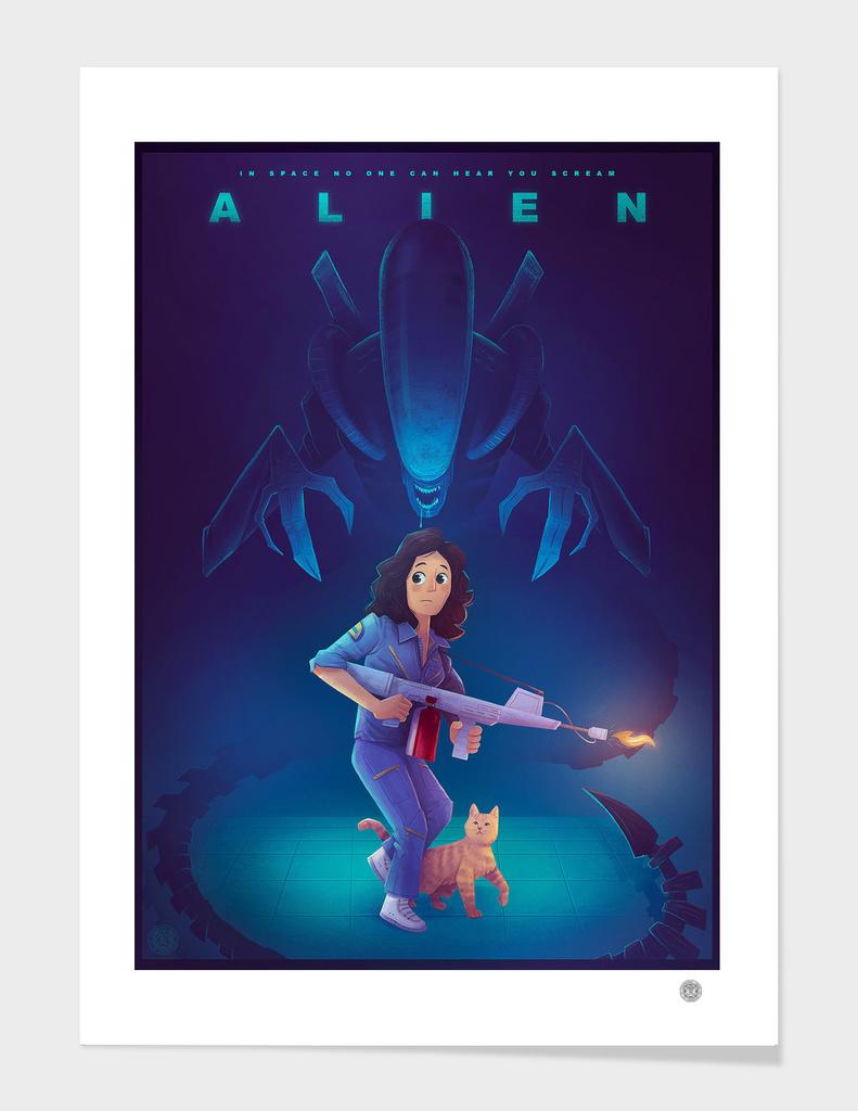 Alien 1979 Poster
