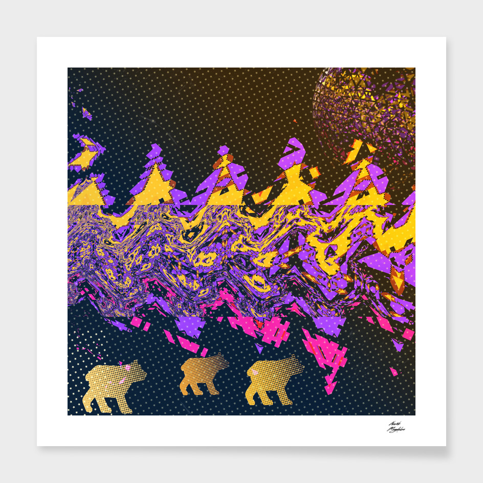 bear disco