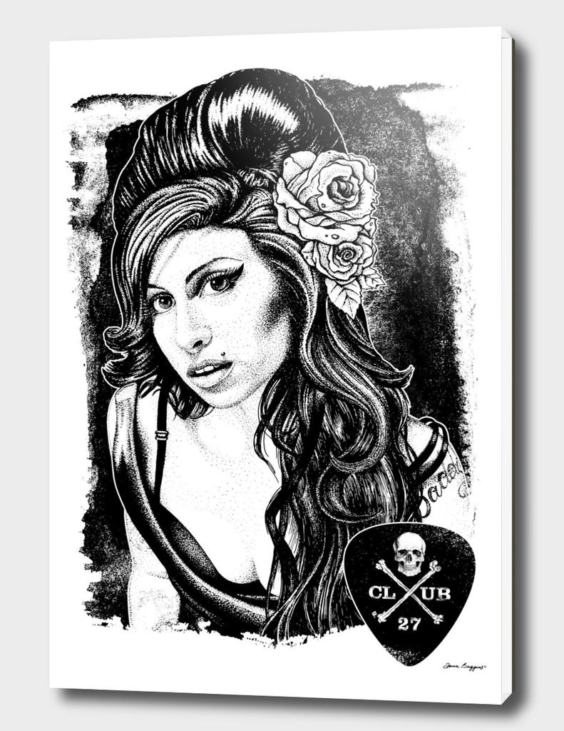 Club 27. Amy Winehouse