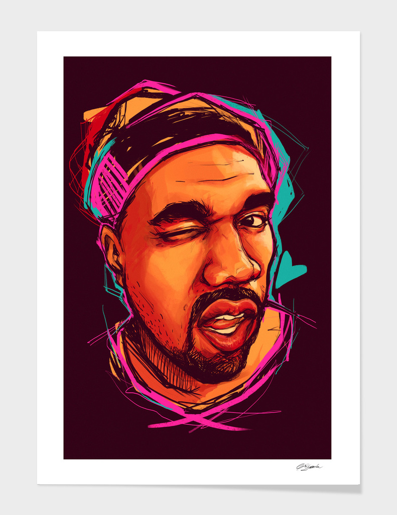Love yourself like Kanye