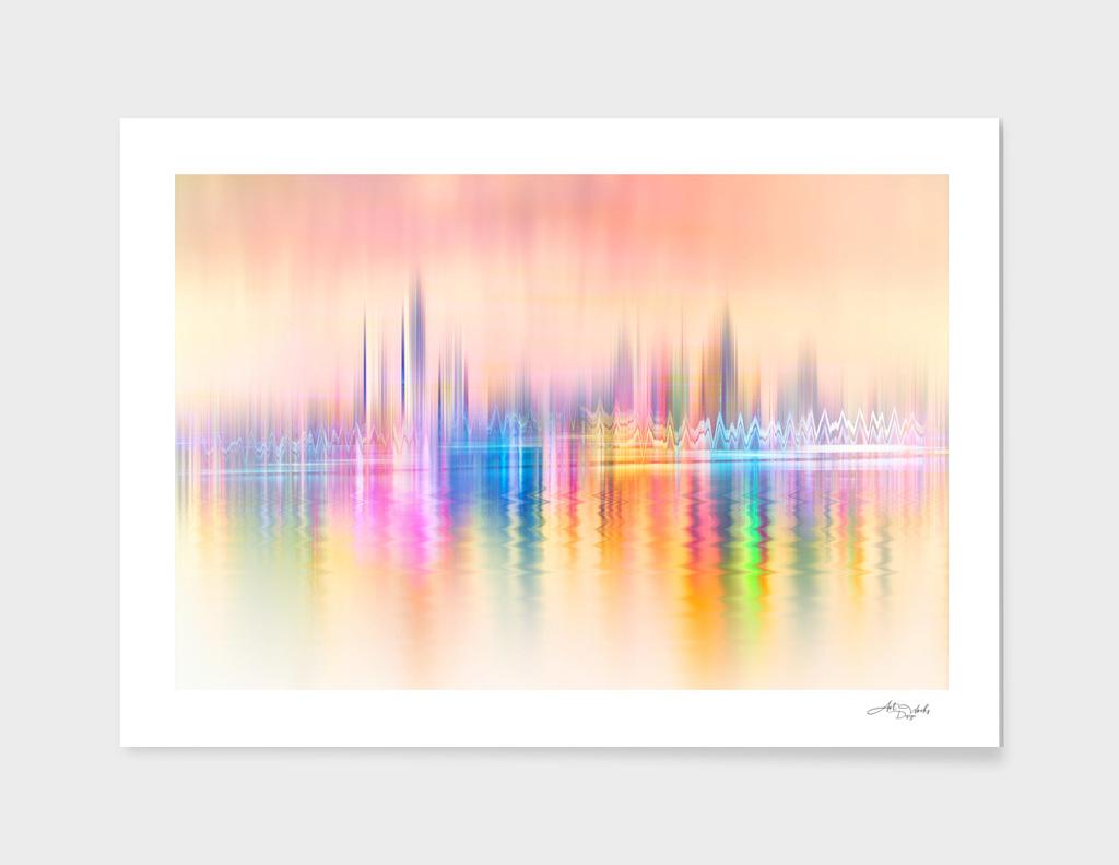 Artistic LVI - Abstract City