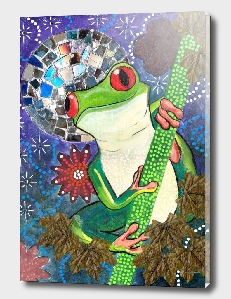 Enchanted Frog