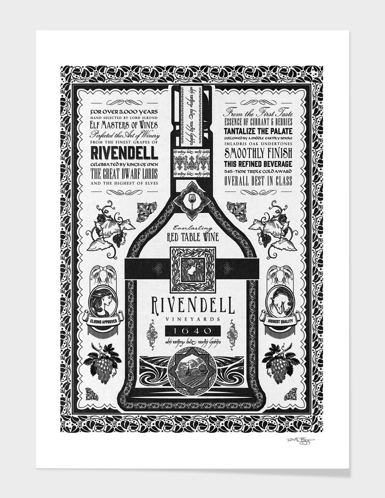 Rivendell Wines