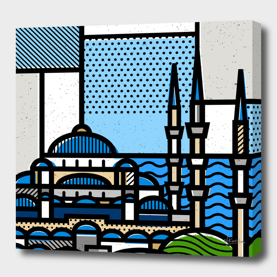 Turkey: Blue Mosque