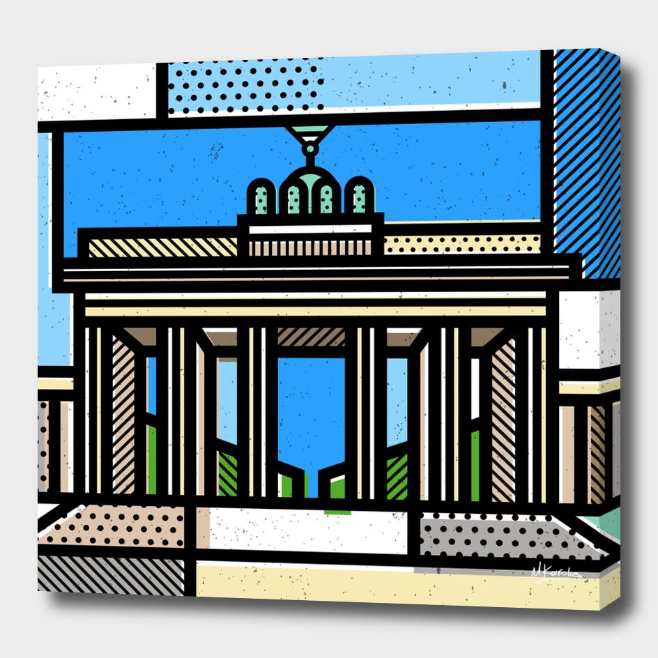 Germany: Brandenburg Gate