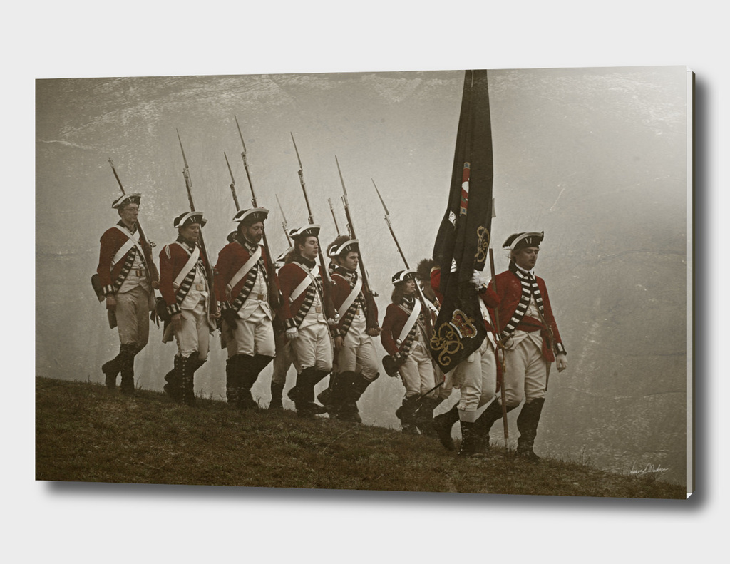 Redcoats and Rebels 7