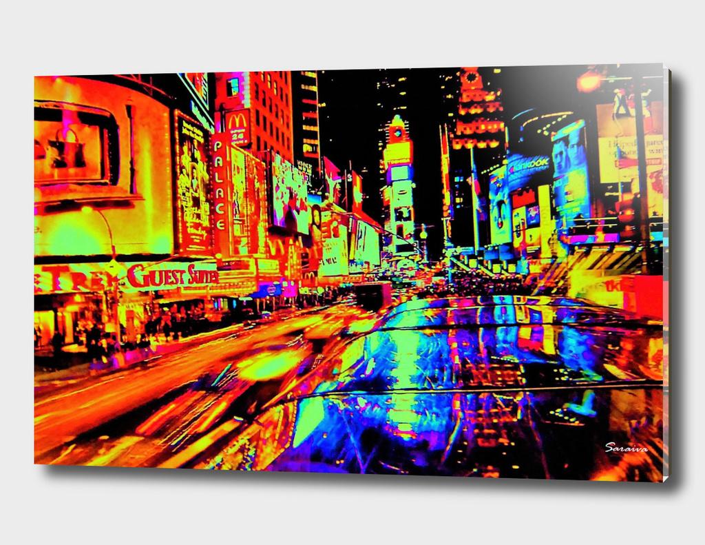 Hot zone - NYC