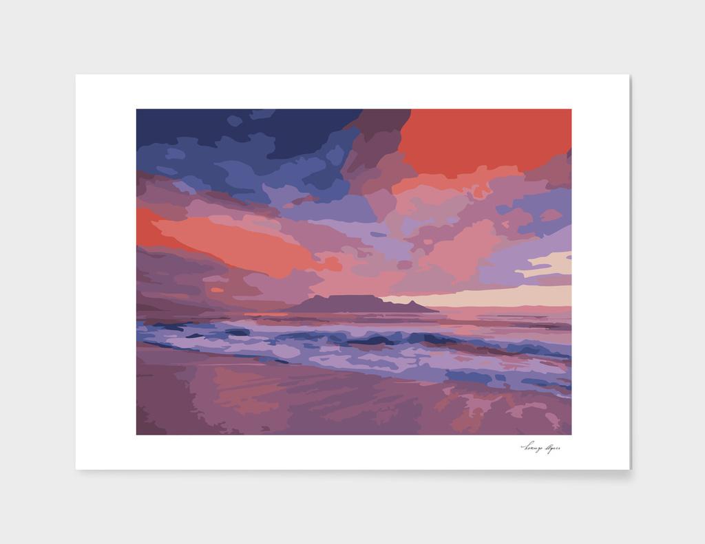 Cape Town Colors