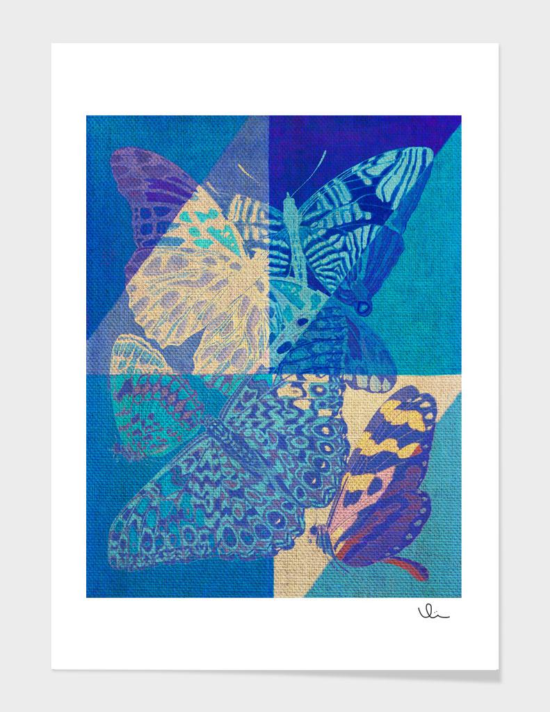 bLuEtterflies