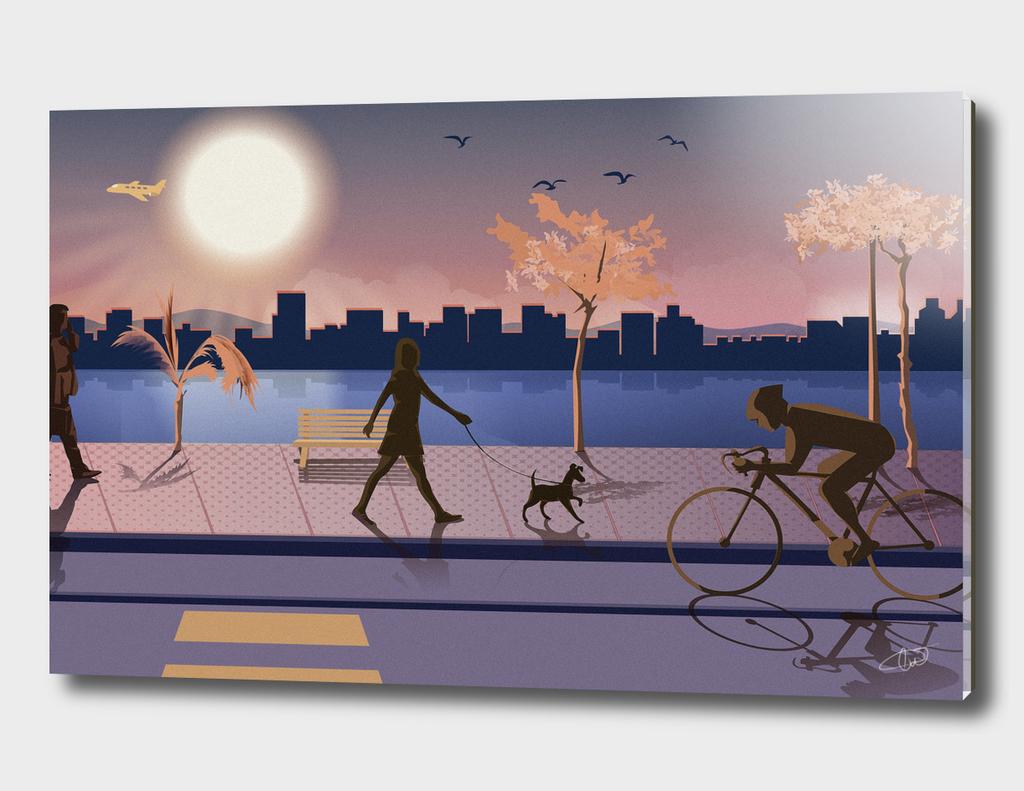 Cidade Ilustrada: Florianópolis