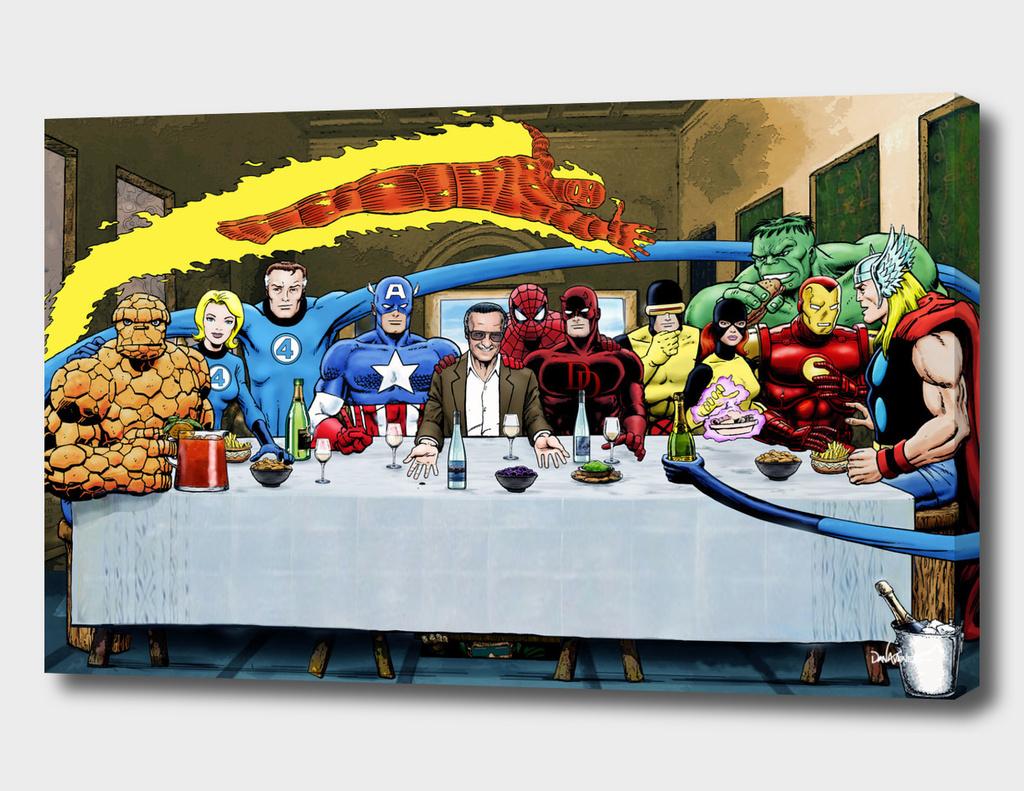 Marvel: Stan Lee's Super Supper