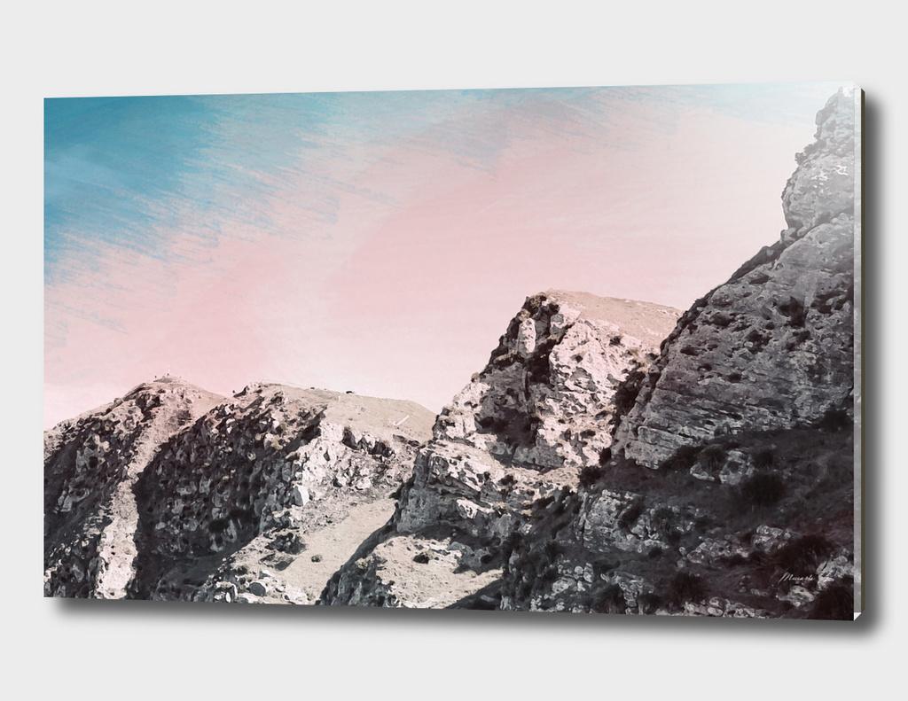 Landscape, mountains