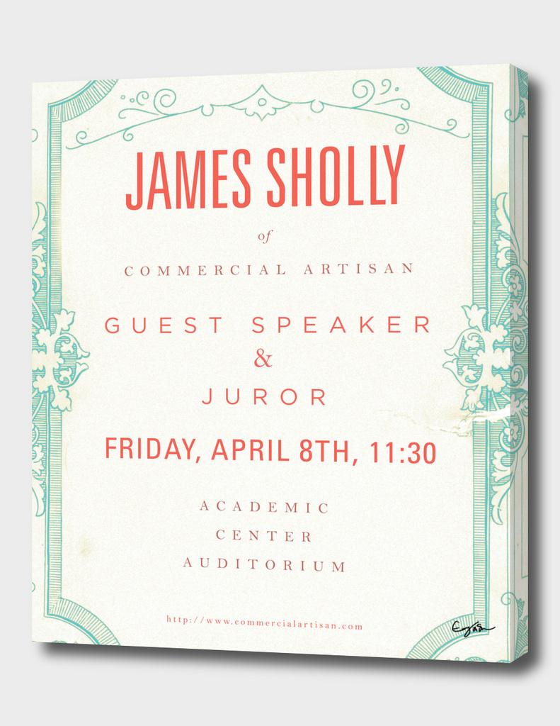 James Sholly