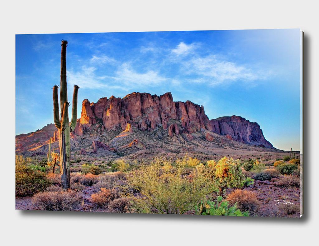 Along an Arizona Highway