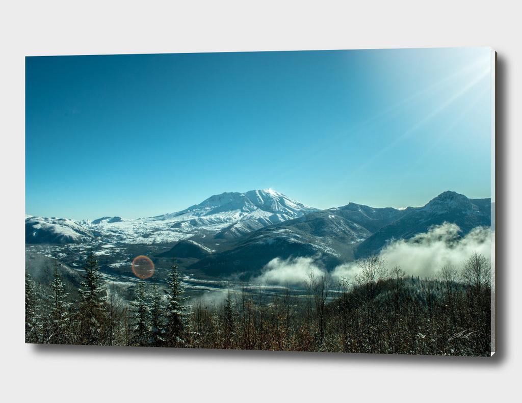 Mt St Helens Big View