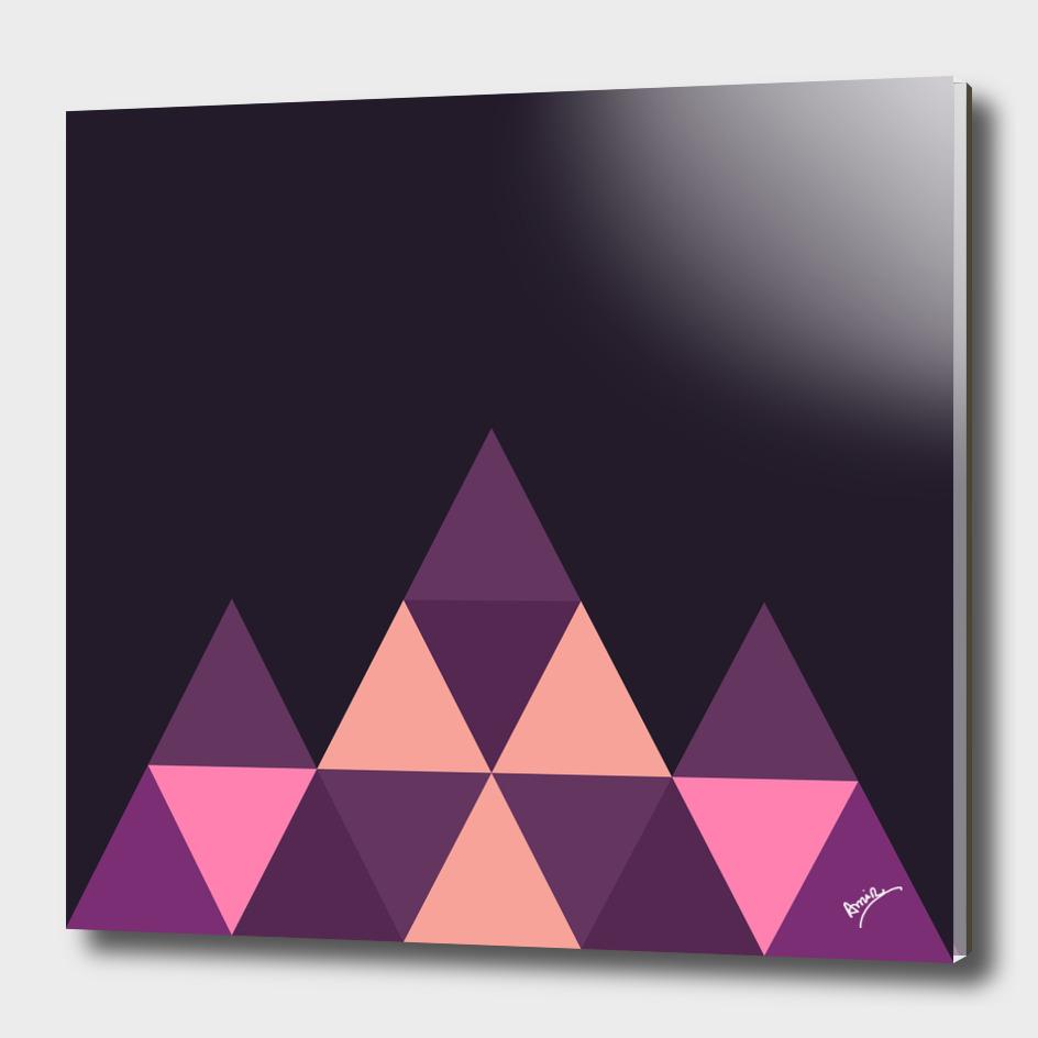 Geometric Pyramid