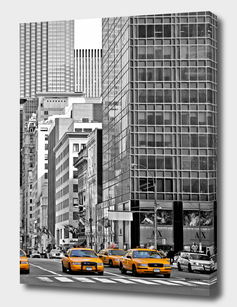 NYC - Yellow Cabs - NYPD