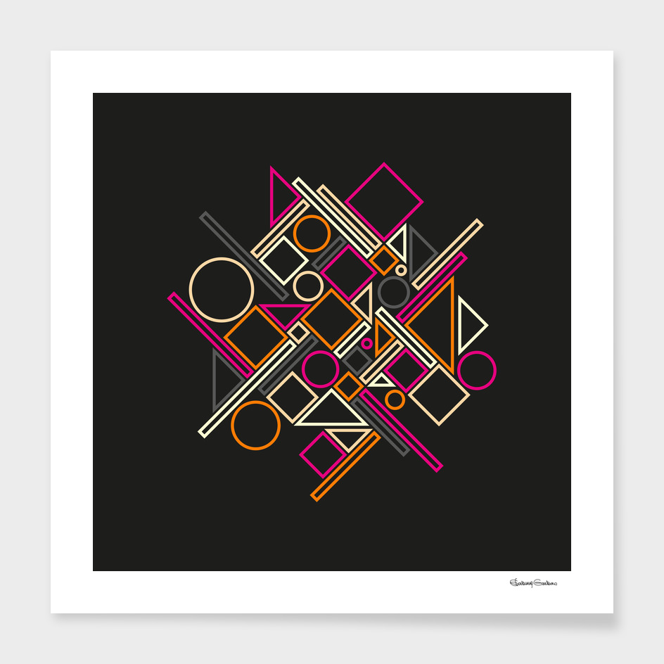 Geometric abstract 2