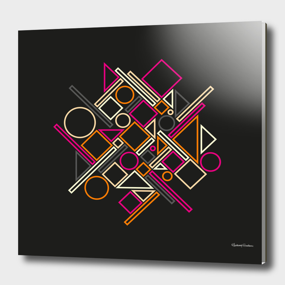 Geometric abstract 2
