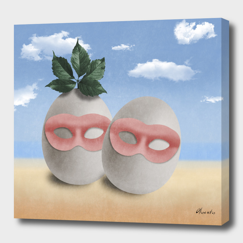 Tribute to Magritte
